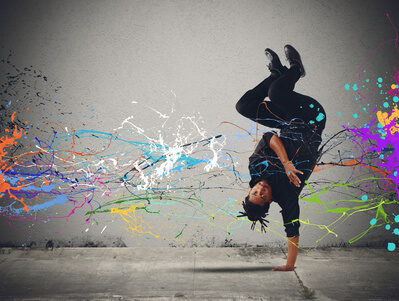 Breakdance in Köln